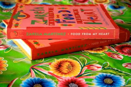 two zarela cookbooks